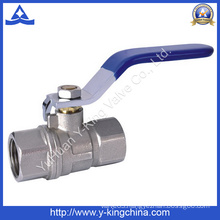 Forged NPT Full Port Brass Ball Valve (YD-1017)