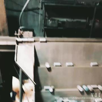 Fabrication cnc tour tournant Tournage en acier partie