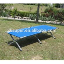 Berço Camping de alta qualidade, cama ao ar livre, cama militar