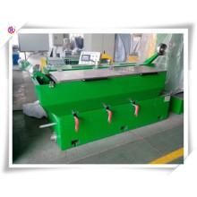 Machine de cuivre de tréfilage intermédiaire 17DS(0.4-1.8) engrenages type haute vitesse (câble coaxial micro machine de décapage)