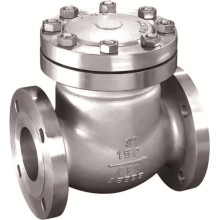 ANSI Cast Steel Flanged Swing Check Valve
