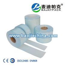 Tubos de papel de esterilización dental