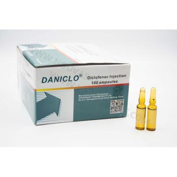Diclofenac Injection 75mg/3ml