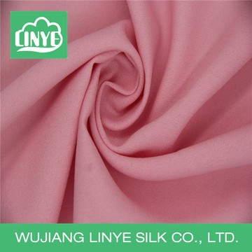 smooth breathable similar to silk fabric, long dress fabric