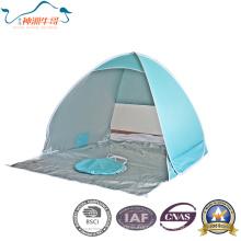 Venda quente pop up tenda barraca de praia