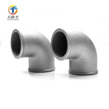 90 degree aluminum elbows