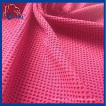 Microfiber Suede Cooling Sports Towel (QHW44090)