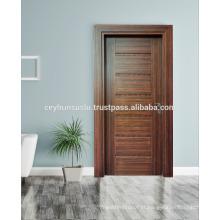 VENDA QUENTE 2017 Nova porta de interior de carvalho design eficaz