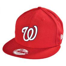 Washington Nationals 9 Fifty Strapback Baseball Cap