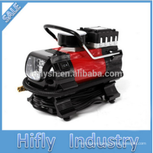 HF-J207 DC12V Car Air Compressor Portable Air Compressor Plastic Metal Air Compressor (CE Certificate)
