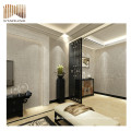 oil-proof photo woven vinyl pvc wall paper for decorations