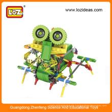 LOZ Roboter Serie Elektronische Roboter Bausteine B / O Roboter Spielzeug