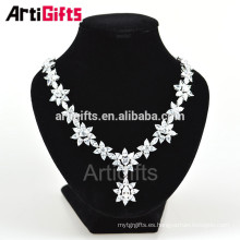 Artigifts Wholesale Wedding Gifts Collar hecho a mano con colgante