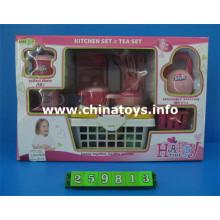 Plastic Combination Set, Cooking Set Toy (259813)