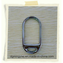 Zinc Die Casting pour Key Ring qui a obtenu la qualité garantie Made in Chinese Factory