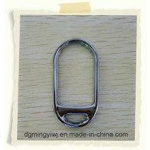 Цинковое литье под давлением для ключевого кольца, гарантированное качество гарантировано Сделано на китайском заводе