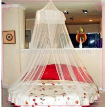 Canopée en lit circulaire