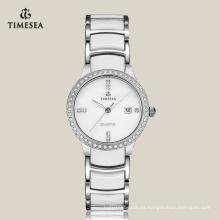 Reloj de mujer de acero de alta calidad Watch 71067