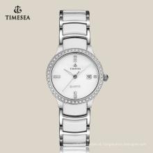 Mulher de alta qualidade Assista Steel Ladies ′ Watch 71067