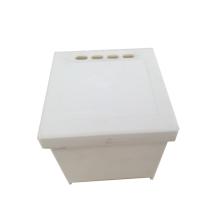 Электрический выключатель пластиковая коробка