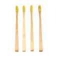 Custom Child And Adult Biodegradable Moso Bamboo Toothbrush