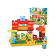 TOP SALE Brains Blocks Toy With 52PCS(10119321)