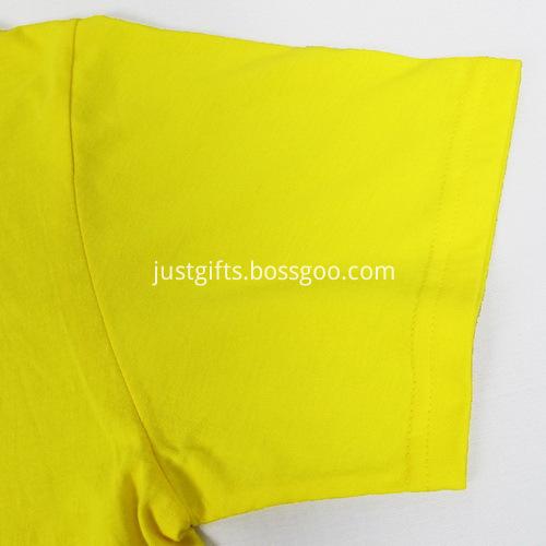 Custom Imprinted Round Neck Men's T-Shirt (3)