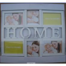 Home White Photo Frame