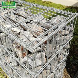 Galvanized Welded Gabion Box Stone Box
