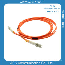 LC-LC Multimode Duplex Fiber Optic Cable/Patchcord