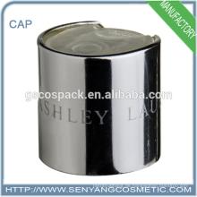 Aluminium-Pfostenkappe Aluminium-Zierkappe-Scheiben-Oberseite Kappe