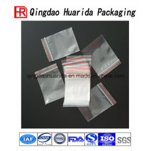 High Quality PP Plastic Bag with Zipper