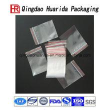 Saco de plástico PP de alta qualidade com zíper