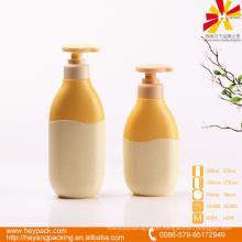 8oz HDPE plastic shower gel bottle