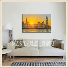London View Giclee на холсте картин маслом