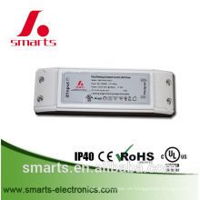 Triac dimmable spotlight downlight transformador eléctrico 350ma 500ma ce ul listed