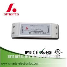triac dimmable spotlight downlight transformador elétrico 350ma 500ma ce ul