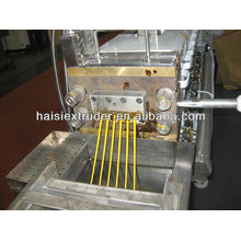 pp/pe/ps+starch degradable polymers masterbatch granules making machine