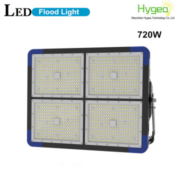 Cold Forging DLC 720W LED Stadium Flood Light