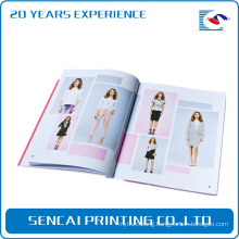 Top quality a4 ,a5 ,a6 manual , journal ,magazine ,catalogue,brochure,flyer, leaflet, children book printing