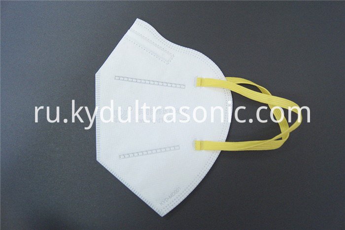 Disposable Folding Mask Machine