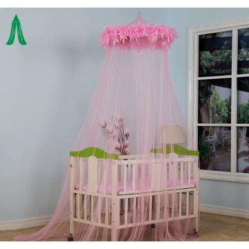 Детская кровать Princess противомоскитная сетка