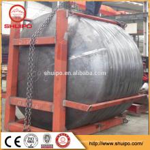 Made in China hochwertige Stahltank Köpfe