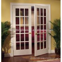 Most popular wooden french interior door design