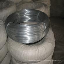 Hilo de hierro galvanizado de Elecric para la venta (con ISO y SGS)