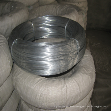 Elecric Galvanized Iron Wire for Sale (with ISO and SGS)
