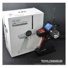 2.4 G LED RC Radio transmisor