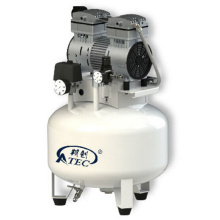 550W Atec Silent Oilless Dental Air Compressor with Ce