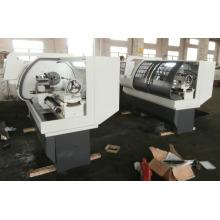 Machine de tour en métal de prix d'acier de Rebar de Ck6140