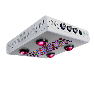 600W Dimmable LED Grow Light untuk Vge / Bloom